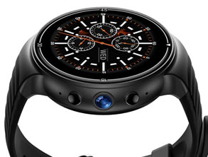 Smartwatch Phone With HD Camera