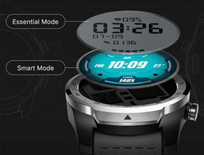 Smartwatch with OK GOOGLE