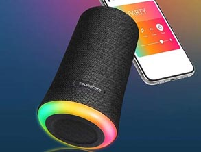 Soundcore Flare Portable Bluetooth 360 Speaker best price