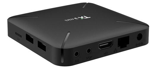 TANIX TX3 MINI 8GB ROM TV Box