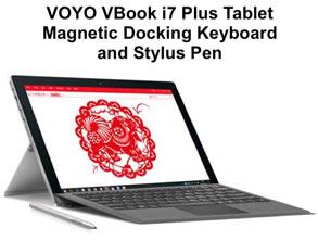 VOYO VBook i7 Plus Tablet specs and deals