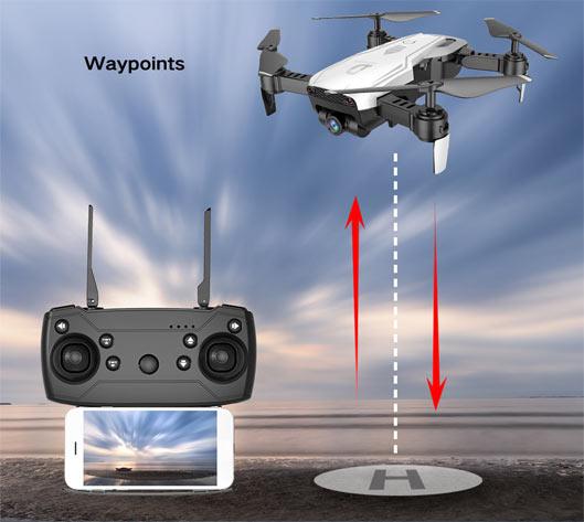 Wide-angle Lens 2MP Camera Drone