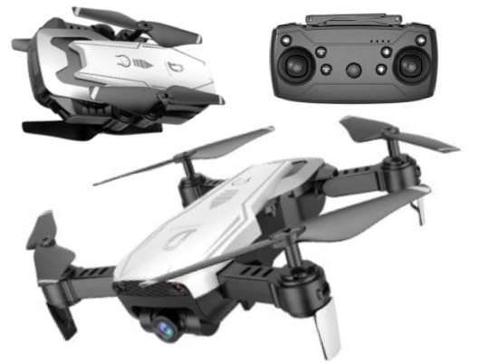 Wide-angle Lens 2MP Camera RC Drone
