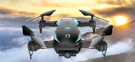 X12 Wide-angle Lens 2MP Camera RC Drone