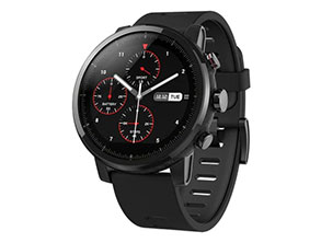 New English Version Amazfit Stratos Smartwatch Specs Deals