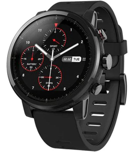 New English Version Amazfit Stratos Smartwatch Specs Deals