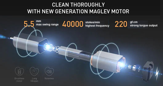Xiaomi Oclean Smart Sonic Electrical Toothbrush