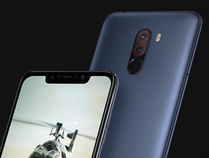 Xiaomi Pocophone F1 6GB RAM 4G Phablet Global Version