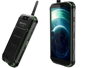 128GB Walkie Talkie Rugged Smartphone