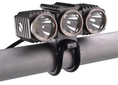 200m Distance Waterproof Bicycle Headlight