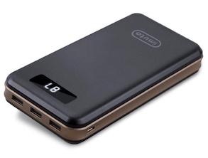 30000mAh Portable USB 3-Port Power Bank