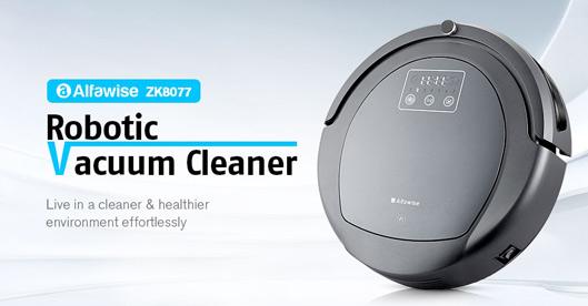 Alfawise Smart Robotic Vacuum Cleaner