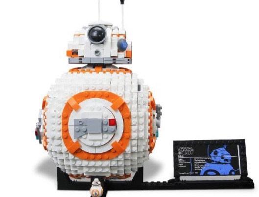 BB-8 Sphero Star Wars toy block