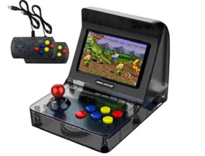 Best Deals Retro Mini Handheld Arcade Game Console
