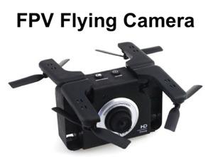 Best Flying Camera Mini WiFi FPV RC Drone