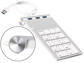 Best MacBook USB Numeric Keypad
