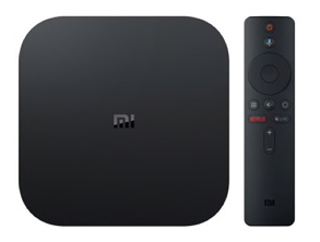 Best Mi Box S 4K HDR Android TV Streaming Media Player