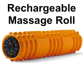 Best Rechargeable Massage Roll for Spine