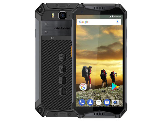 Best Selling Armored Phone Ulefone Armor 3