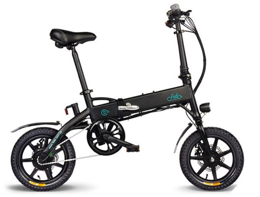 Best selling Electric Bike FIIDO Folding Moped