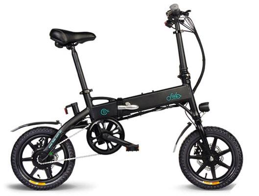 Best selling Electric Bike FIIDO Folding Moped