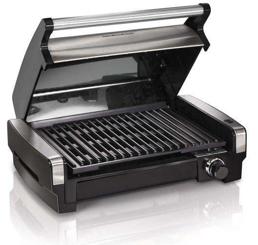Best selling Hamilton Electric Smokeless Indoor Grill