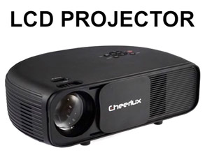 Best Selling LCD Video Projector