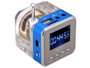 Best Selling SD TF FM USB Drive MP3 Player