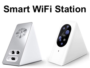Best selling Starry Smart WiFi Station