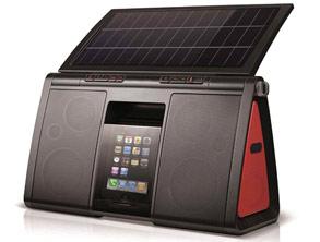 Best Solar Powered Speaker