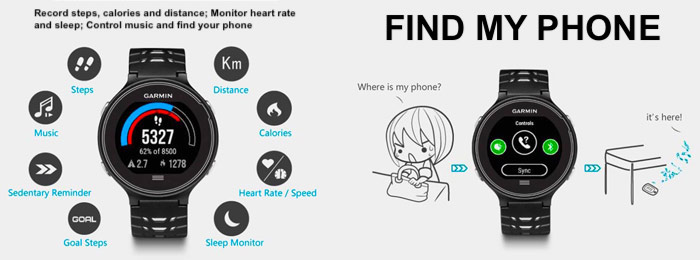 Best Sports Waterproof Running GPS Smartwatch