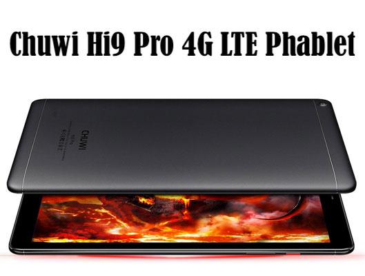 Chuwi Hi9 Pro 4G Phablet