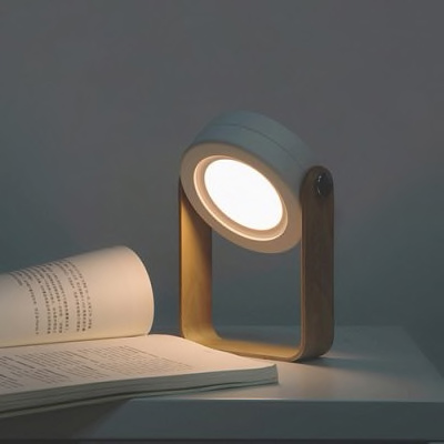 Creative Wooden Night Lamp discount