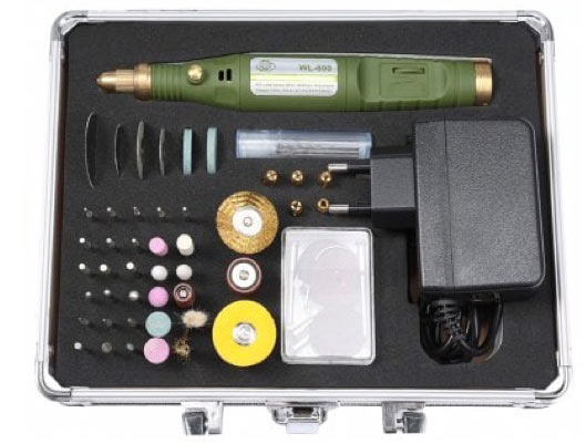 Cutting Grinding Polishing Handheld Mini Rotary Tool Kit