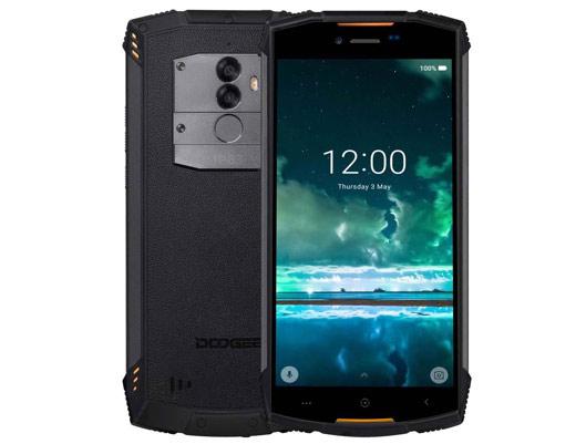 DOOGEE S55 Lite Waterproof Rugged Outdoor Smartphone