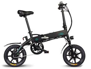 Durable Electric Bike FIIDO Folding Moped