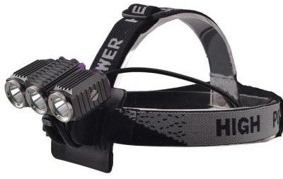 Front bike light 200m Distance Waterproof Bicycle Headlight