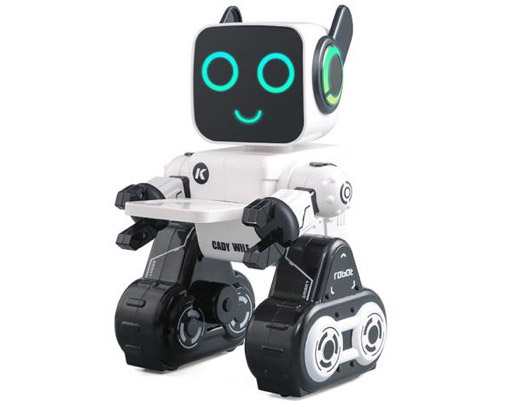 Gesture Control Sound Interaction Robot