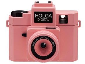 Holga Vintage Design Optical Lens Digital Camera
