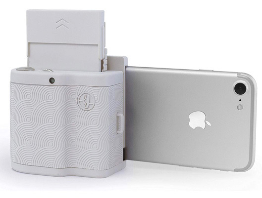 Instant Photo Printer For Smartphone