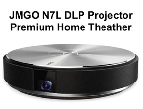 JMGO N7L DLP Projector Home Theater