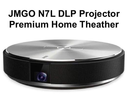 JMGO N7L DLP Projector