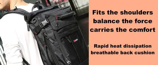 KAKA Wear-resistant Outdoor Pack Backpack