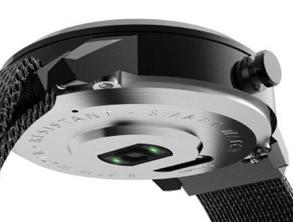 Lenovo watch X Plus Hybrid smartwatch fitness tracker