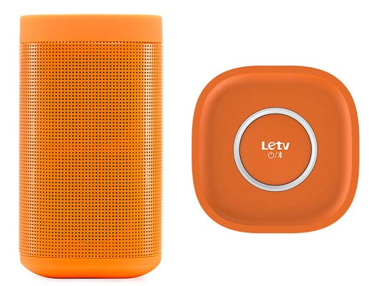 LETV Super Bass Portable Bluetooth Stereo Speaker
