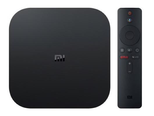 Mi Box S TV Streaming Media Player