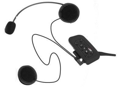 Motorcycle Helmet Bluetooth Intercom 2 pcs Set