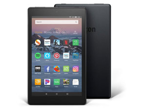 Newest Amazon Fire HD 8 Tablet With Alexa