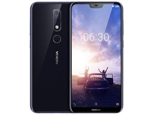 Nokia X6 4G Phablet
