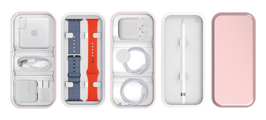 Organizer For Apple Devices and Accessories